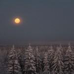 Kuu laskee